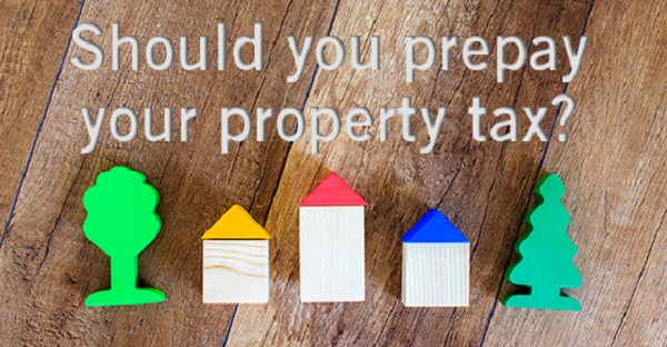 Accelerating Your Property Tax Deduction To Reduce Your 2016 Tax Bill