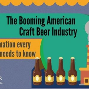 Cheers! An Update On The Booming American Craft Beer Industry