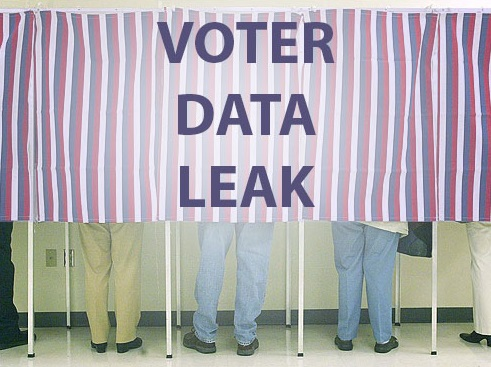 Be Alert: Voter Data Leaked