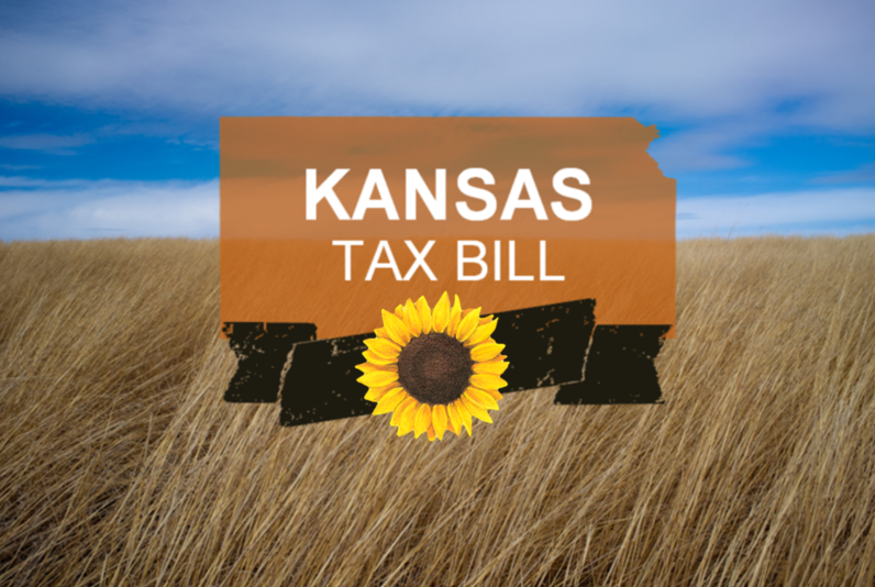 Kansas Tax Bill Update