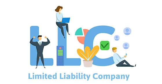 LLC - Limited Liability Company Clipart