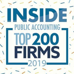 Mize Houser Moves Up 14 Spots On Inside Public Accounting's Top 200 Firms