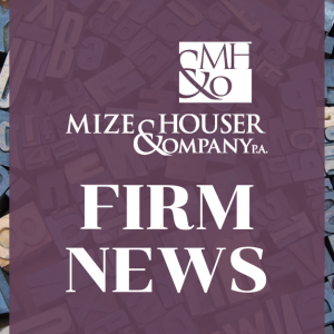 Mize Houser & Company P.A. Lawrence Transitions To Kindred CPA, LLC