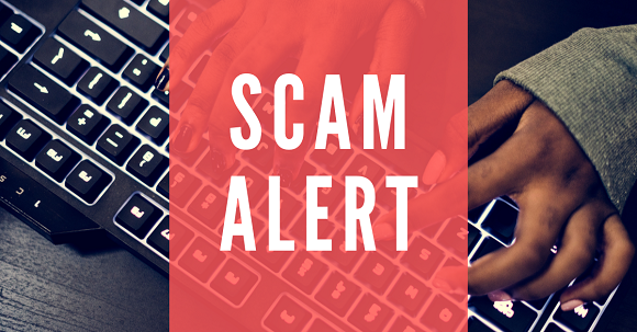 Phishing Scam Alert For Equifax Settlement