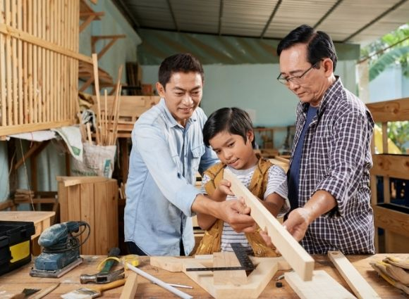 generations woodworking